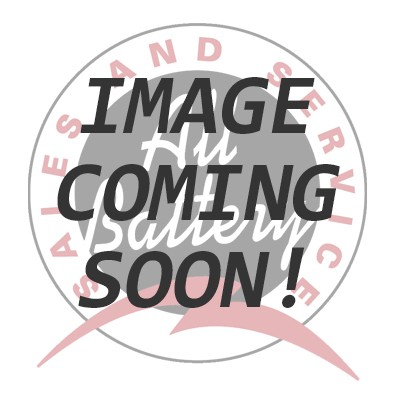 "1/0 AWG Tinned Copper Lug : 1/4"" Stud Size"